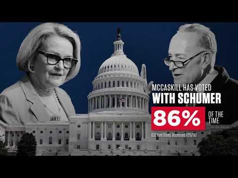 Senator McCaskill Doesn't Care | Missouri Senate