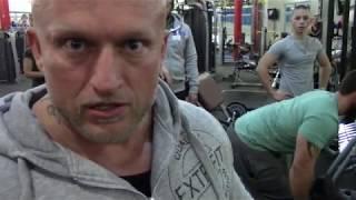 Vojta Koritenský- kompletní trénink ramen