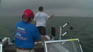 Walleye101 Fishing With Traxstech Vertical Tree Rod Holders