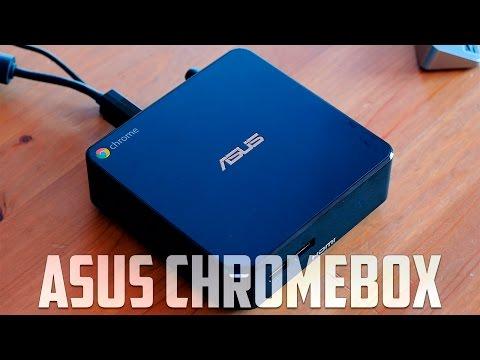ASUS Chromebox, review en español