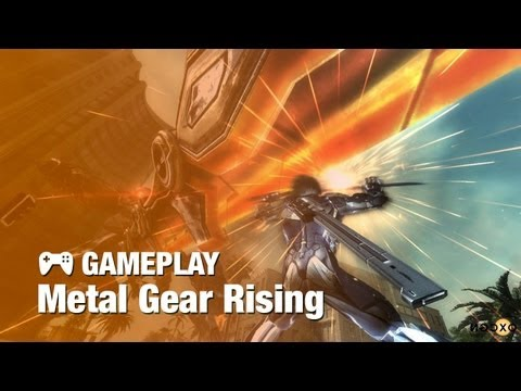 Metal Gear Rising |GamePlay | ES
