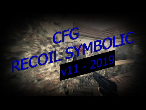 CFG CS 1.6 2019 ★ v11 ★ RECOIL SYMBOLIC ★ All sXe Injected 17.2 ★