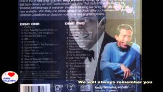 andy williams album collection   Live  ダニー・ボーイ