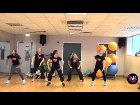 DWL Zumba and Dance fitness routines - Toca Toca Fly Project