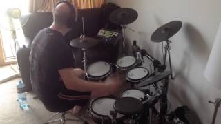 Iron Maiden - Bring Your Daughter... To The Slaughter (Roland TD-12 Drum Cover)