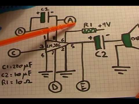 tutorial 5. Aprende a leer un esquema electrónico sencillo.