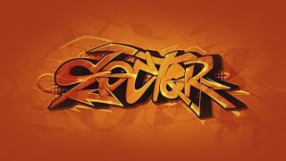 Digital Graffiti Speedart #1 (SectorEdits) @Zaibotski
