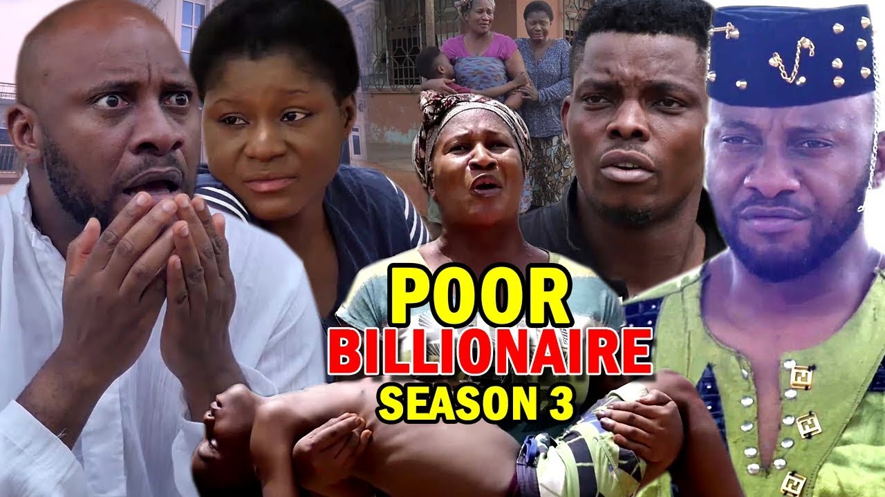 POOR BILLIONAIRE SEASON 3 - (New Movie) 2019 Latest Nigerian Nollywood Movie Full HD
