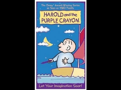 Opening To Harold And The Purple Crayon Blame It On The Rain Fly