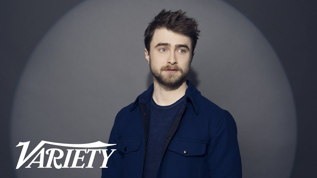 Daniel Radcliffe on Answering Prayers in 'Miracle Workers' - Variety Studio Sundance