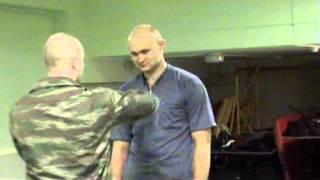 Ножевой бой С П А С  часть 14
