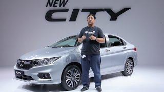 Honda City 2017 Pelancaran - Roda Pusing Warta