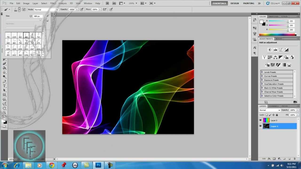 Green Smoke - Video copilot (Adobe After Effects CS5)