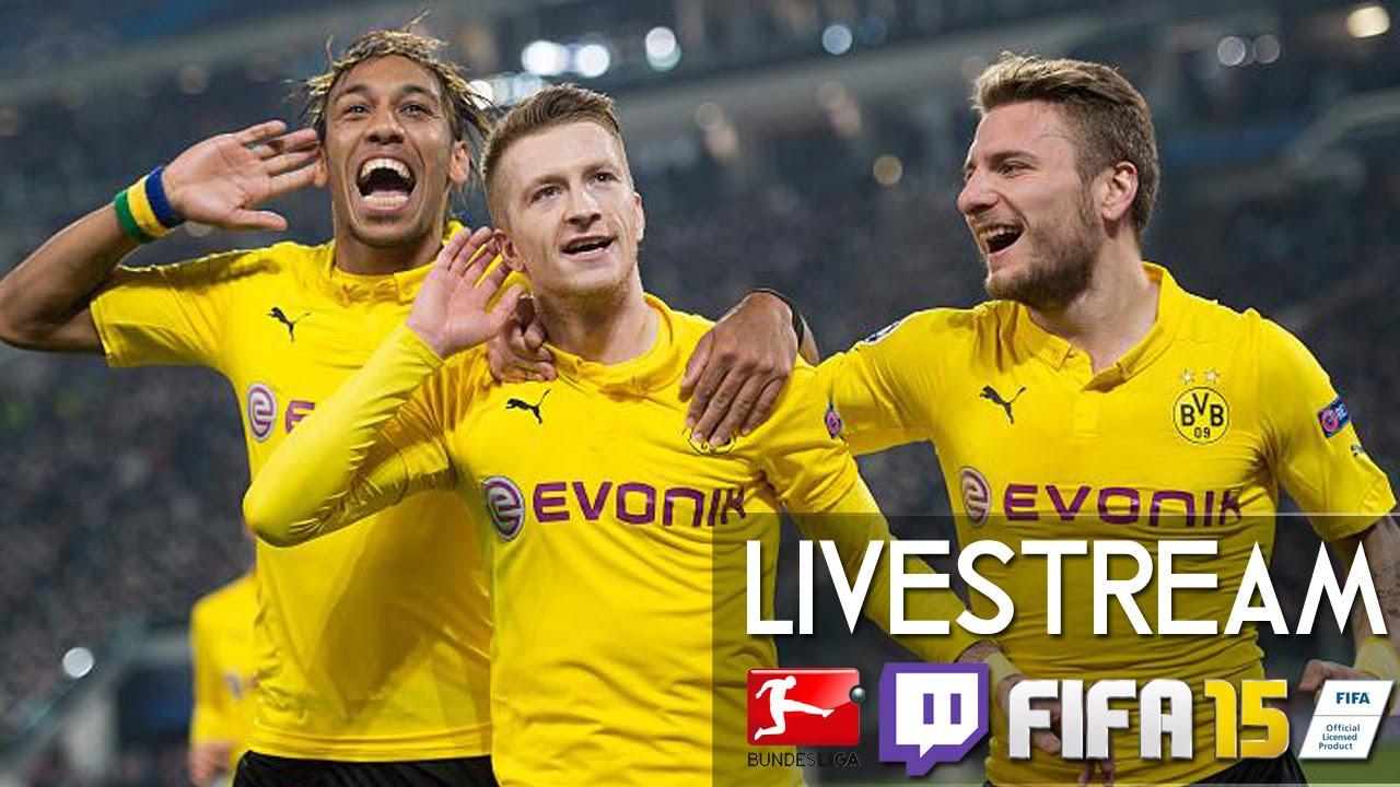 Livestream Dortmund Hannover
