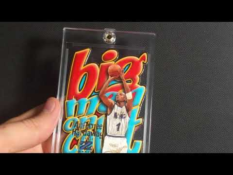 """Anfernee """"Penny"""" Hardaway Basketball Card Collection"""