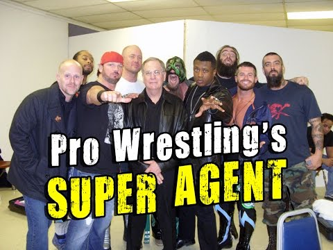 Pro Wrestling Super Agent's Client List Is Mind Blowing