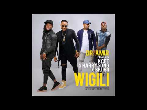 DR AMIR FT KCEE x HARRYSONG x SKIIBII - WIGILI (AUDIO)