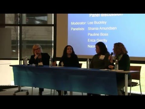 Mental Health Outcomes of Youth with an Incarcerated Parent - Panel discussion