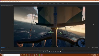 Editing some Sea of Thieves Clips + Answering Questions!