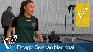 Estágio Seleção Nacional Juniores A | Almada