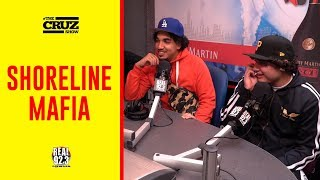 Shoreline Mafia Reveals Features On Upcoming Album,Tagging, Black & Brown Love, Fatherhood & More