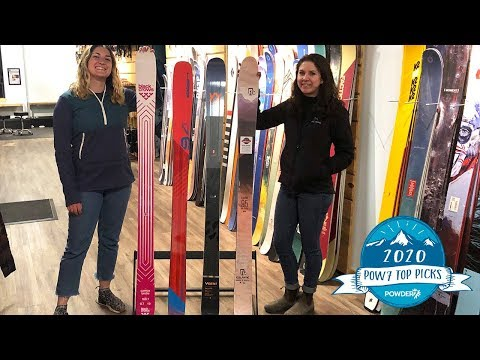 Best Women's All Mountain Skis Of 2020: Powder7's Top Picks