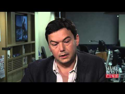 """Thomas Piketty Discusses, """"Capital In The 21st Century"""" with Ryan Grim and Alexis Goldstein"""