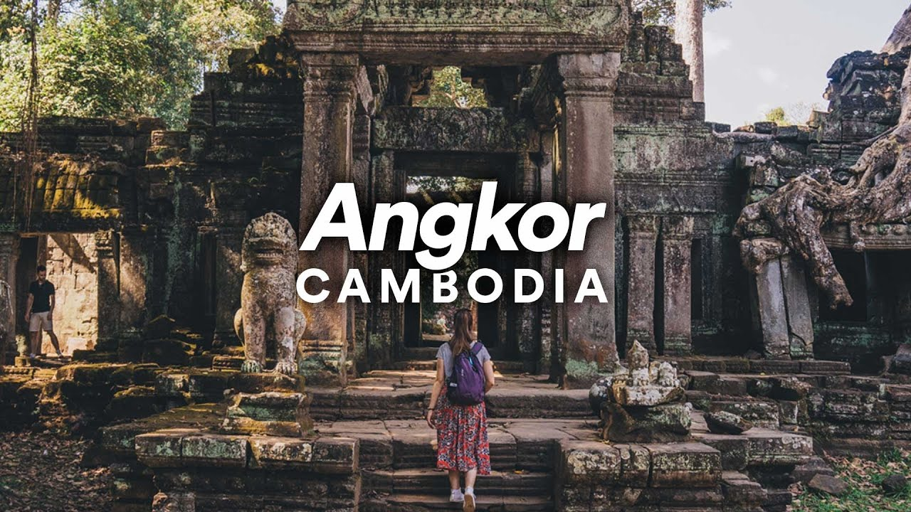 Angkor, Cambodia - Travel Video - 2017
