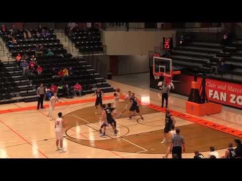 University of Jamestown Men's Basketball 2017-18 Highlight Film