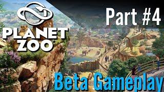 Beta GamePlay - Planet ZOO - Part #4