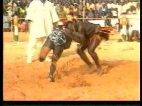 Balla Harouna Niger VS N'Gom Sénegal: TOLAC 2000