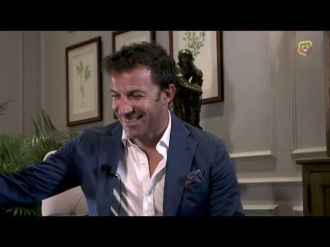 Entrevista A Alessandro Del Piero Para BSC TV