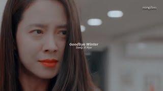 □ Song Ji Hyo    Goodbye Winter □