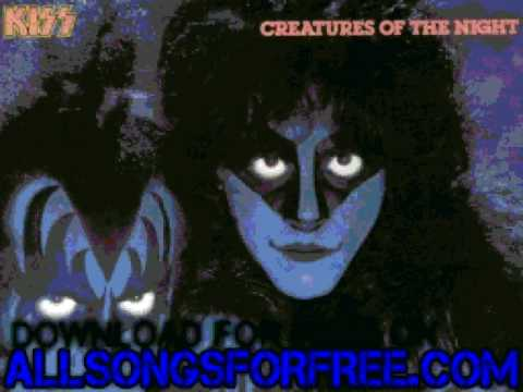 Kiss - War Machine - Creatures Of The Night (Remast