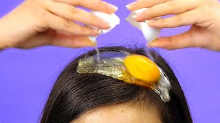 NATURAL BEAUTY RECIPES TO LOOK GORGEGOUS  5-Minute Girly Tricks!
