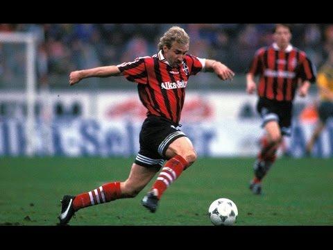 Rudi Völler - Bayer Leverkusen Legende