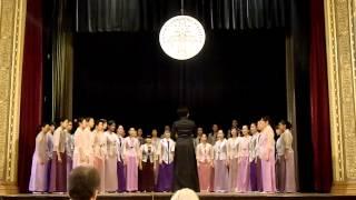 MGS CHOIR - Lenggang Kangkong & Rasa Sayang (arr. Zechariah Goh Toh Chai)