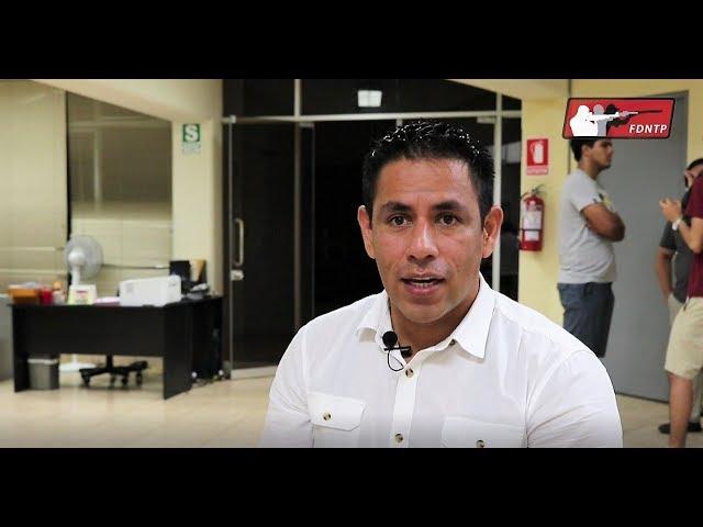 Selección peruana de tiro presentó a su nuevo psicólogo deportivo
