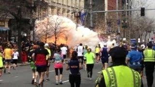 Теракт в Бостоне: 3 погибших, более 100 раненых (новости)