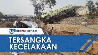 Bukan karena Rem Blong, Sopir Truk Tersangka Kecelakaan Tol Cipularang Ungkap Alasan Melaju Kencang