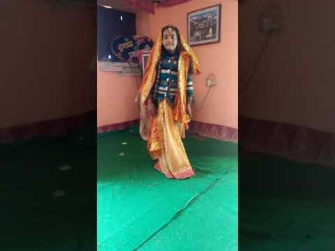 Kumaoni dance rumali ka gantha by my princes Saomya
