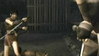 Tenchu:  Fatal Shadows - Intro - PS2