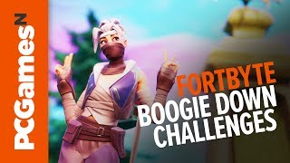 Fortnite Season 10 - Boogie Down Challenges