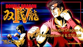 Double Dragon 4 - Full Trailer
