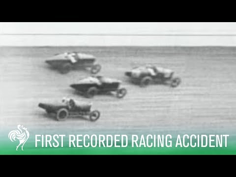 Chevrolet Co-Founder In First Ever Recorded Motor Racing Accident (1919) | Sporting History
