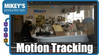 Motion Tracking with After Effects Live HOA