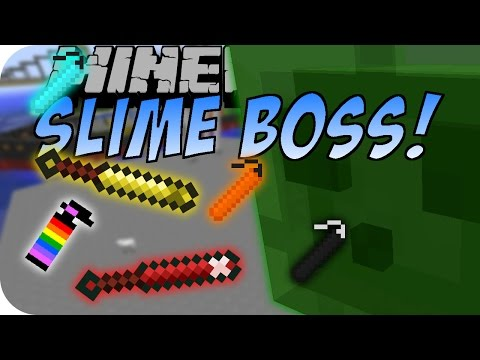 Minecraft SLIME BOSS [Deutsch]