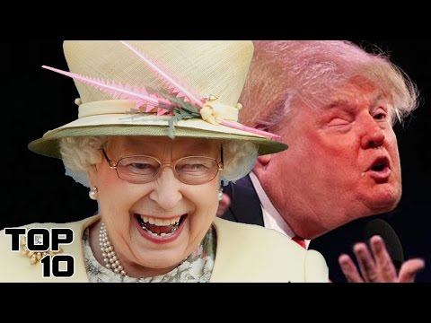 Top 10 Laws Queen Elizabeth Doesn't Have To Follow - Part 2
