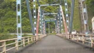 静岡県道389号水窪森線 その1