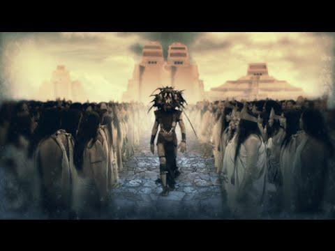 The White Alien God of the Mesoamericans